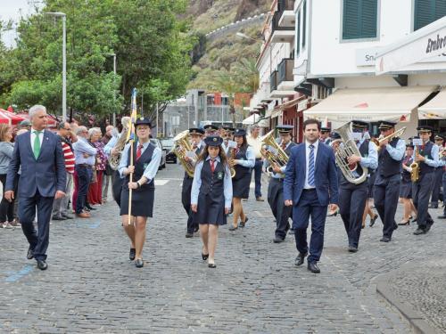 XXXV Encontro Regional de Bandas Filarmónicas da RAM - BMS