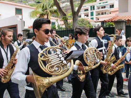 02-XXXV Encontro Regional de Bandas Filarmonicas da RAM - Machico