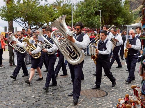03-XXXV Encontro Regional de Bandas Filarmonicas da RAM - Machico